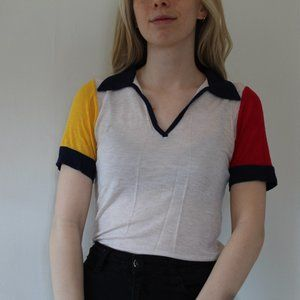 Urban Outfitters 70s Inspired Top
